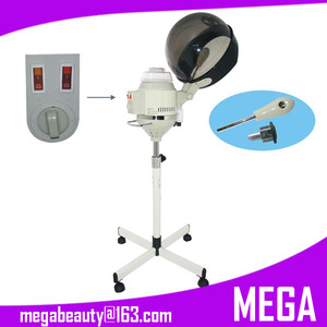 2 in 1 Hair Steamer Facial Steamer