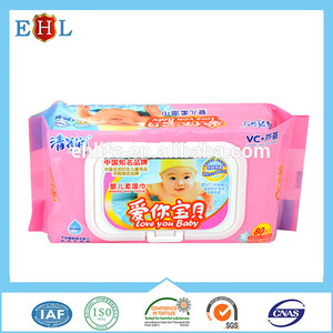 2019 hotsale natural organic baby  wipes