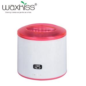 2021 best hot sale wax heater Logo customized wax warmerl home used electric depilatory wax heater