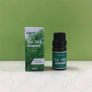 Aocha Private label factory price aromatherapy 100% pure and natural organic tea tree essential oil in bulk