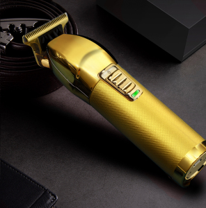gold electric hair clippers Professional hair trimmers outliner hair cutter machine