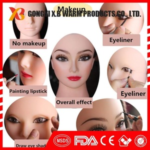hairdressers styling head mannequin heads for hairdressing salon equipment