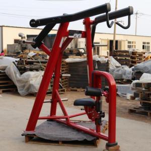 Heavy Duty Gym Equipment Fitness High Row Strength Training Exercise Equipment
