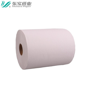 High Performance Value 1 Ply Hardwound Paper Roll Towel