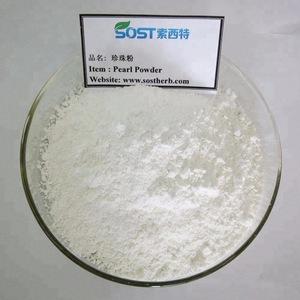 Manufacture 100% Natural Pure Pearl Powder