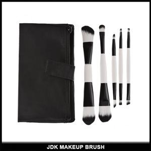 New 5 PCS dual end Makeup Brushes Set Cosmetic Tool Kit
