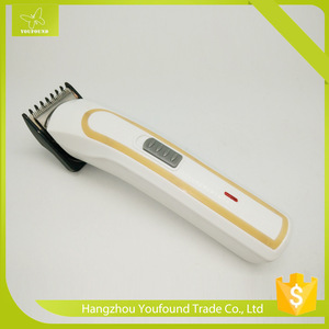 NHC-8009 Slim Style Cordless Hair Trimmer Professional Baby Men Wowan Hair Clipper