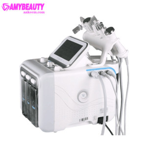 professional skin care bubble cleaner portable aqua peel device 4 in 1 oxygen jet peel facial microdermabrasion machine
