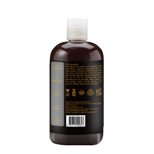 RAW EARTH OEM&ODM Professional Customized Natural AFRICAN BLACK SOAP SOOTHING BODY WASH