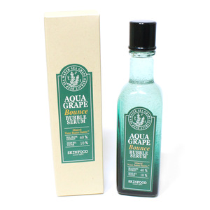Skinfood Aqua Grape Bounce Bubble Serum 120ml