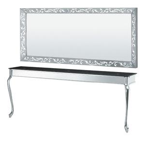 stainless steel light up hair salon mirror equipment C336