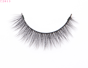 two three magnets Full strip magnetic eyelashes premium korean silk fiber 3d magnetic lashes with custom packaging