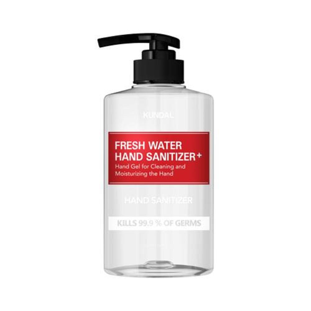 KUNDAL Hand Sanitizer 500ml / 100ml