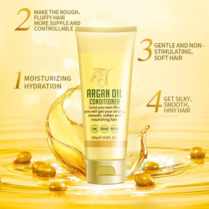2019 Hot sale argan oil conditioner Organic Nourishing smooth sunsilk Nurture the scalp repair hair dye  hair conditioner