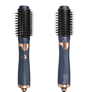 2020 Newest Electric Hair brush Dryer Round Shape Hair dryer Volumizer Hot Air Brush