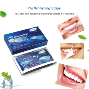 3D Teeth Whitening Strips with CE