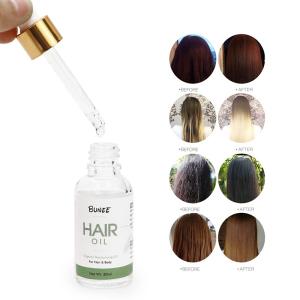 Anti Frizz Hair Repair Care Treatment Castor Growth Hair Morocco Argan Oil For Hair And Body