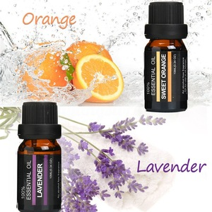 Aromatherapy 6 flavoursEssential Oils 100% Pure of The Highest Quality