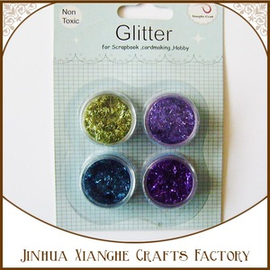 Body art cosmetic glitter