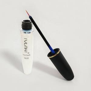 custom  private label professional organic strong strip eyelash lash extensions glue for individual eyelashes