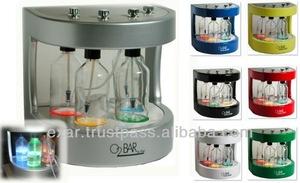 Gold Aroma Station Exar - oxygen jet aroma oxygen bar equipment