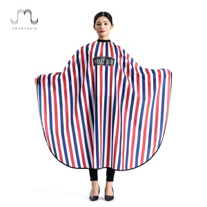Hot Sell High Quality Low Price Salon Hair Dressing Cutting Cape Smocks For Hairdresser Manufacturer