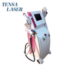multifunction IPL 5 in 1 SHR RF Nd yag Laser beauty equipment