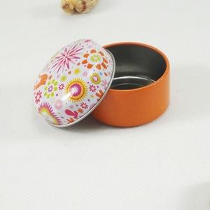 new design fashional cheap tin box lip balm
