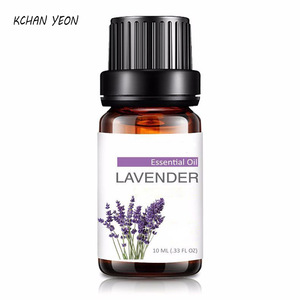 New Formula Factory Wholesale Lavender Organic Essential Oil Natural Herbal Massage Oil
