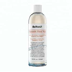 Organic Hydrosol Pore Minimizing Hydrating Anti-redness Restoring Soothing Anti-allerhen Chamomile Floral Water