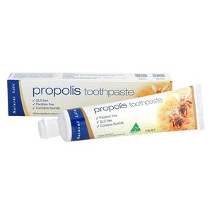 SLS & Paraben free Propolis Toothpaste