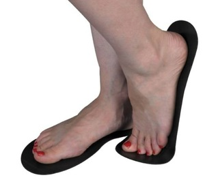 Top seller disposable sticky feet for foot spray tanning