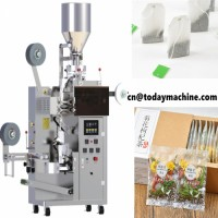Automatic 5-80g Tea/Herb Bag Filling and Packing Machine