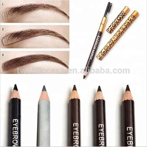 2018 Hot Sale Paper Roll Waterproof Cosmetic Korea Eyebrow Pencil
