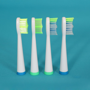 Changeable Portable Rechargeable Wholesale Sonic Toothbrush Heads OEM