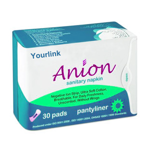 disposable anion sanitary napkinscharcoal herbal bamboo oem brands sanitary napkins pads