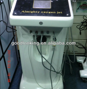 guangzhou hot and new water&oxygen jet beauty equipment