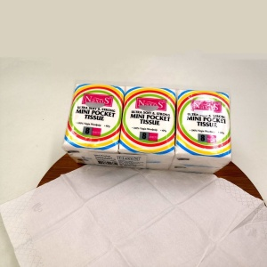 Hot Selling Soluble Tissue Paper Pocket Square