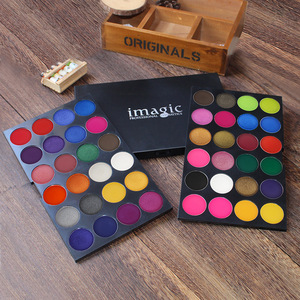 IMAGIC Professional 48 Colors Eyeshadow Pallet Shimmer Matte eyeshadow Powder Beauty Product Cosmetics Pallet