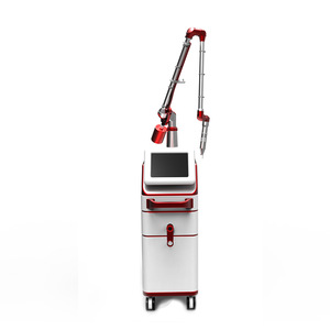 nd yag laser tattoo removal machine / picosecond laser for green and red tattoo removal treatment