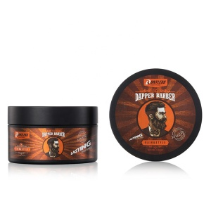 OEM Men Hair Styling Pomade Strong Styling Hold Private Label Available Fashion Hair Styling Clay Wax