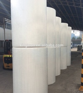 Raw materials jumbo reel toilet napkin tissue paper jumbo roll