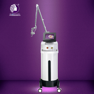 Security Beauty Equipment Pigment Therapy Fractional Co2 Medical Laser Equipment