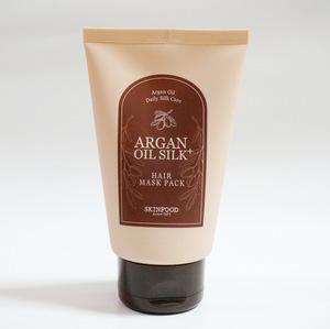 Skinfood Argan Oil Silk Plus Hair Mask Pack 200g - Hair Conditioner