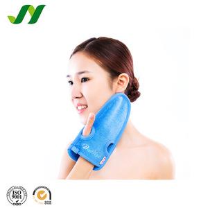 Special Offer Natural Bamboo Fiber Body Scrubber Gloves Scrub Bathroom Exfoliator Scrub