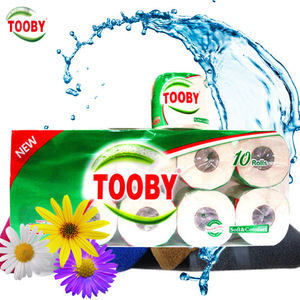 TOOBY Brand Good quality Facial Tissue supplier