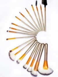 AMBER DAZZLE BRUSH SET