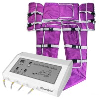 Air pressure/ Best Air Wave Pressure Far Heat Pressotherapy Body Slimming Machine body slimming machine cavitation rf
