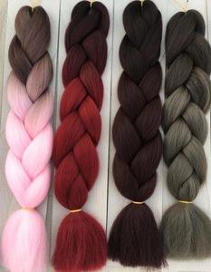 Best selling jumbo braid synthetic hair for braiding, wholesale cheap synthetic  braiding synthetic hair