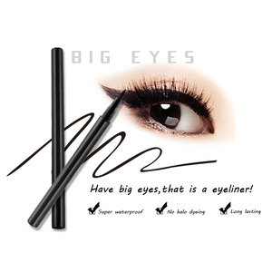 Cheap Wholesale No logo private label waterproof black eyeliner pencil